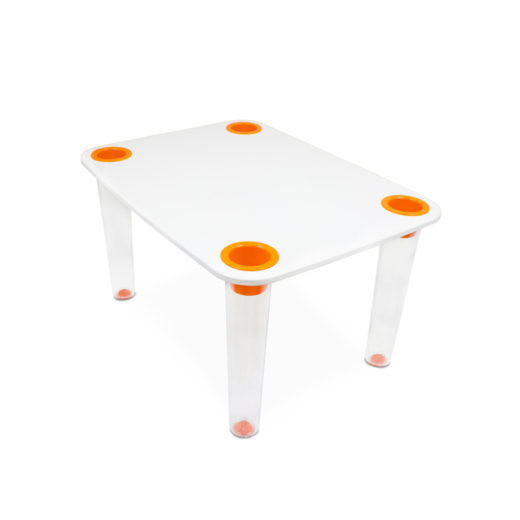 Mesa infantil Clear Little Flare style