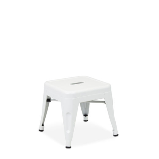 Tabouret tolix kids, finition brillante