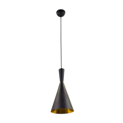 Suspension en métal style Beat Wide de Tom Dixon