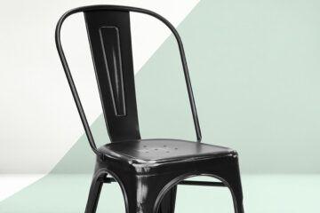 La silla Tolix, icono del diseño industrial